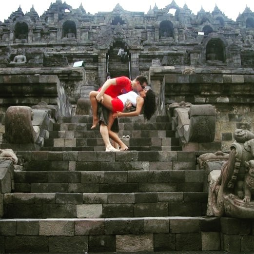 #HoldMeEverywhere @ Borobudur